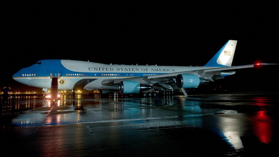 AF1 night ramp