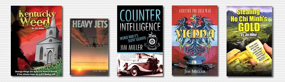 Jim Miller Books